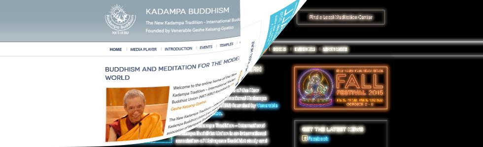New Kadampa Tradition – Kadampa Buddhism (NKT-IKBU