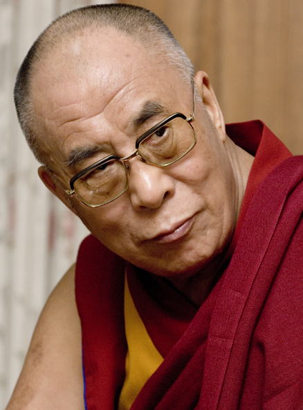 His Holiness the XIV. Dalai Lama, Tenzin Gyatso