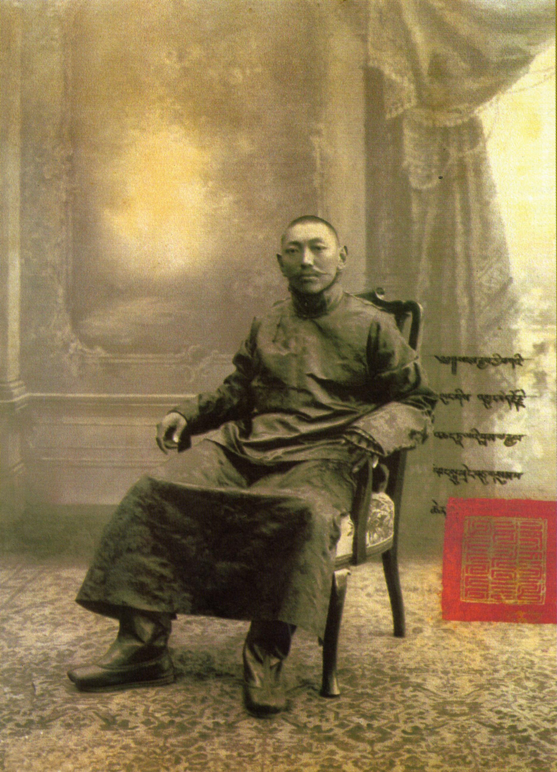 the thirteenth dalai lama tubten gyatso by tsering shakya 13thdalailama6 jpg