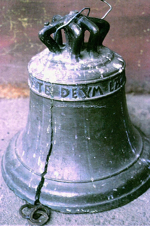 The Bell of the Capuchins in the Jokhang