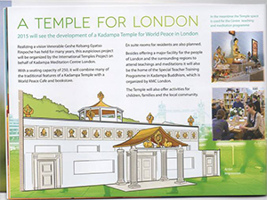 NKT Kadampa Temple London