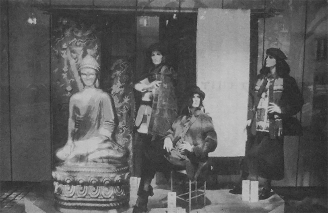 Tibet-Winter collection, 1994