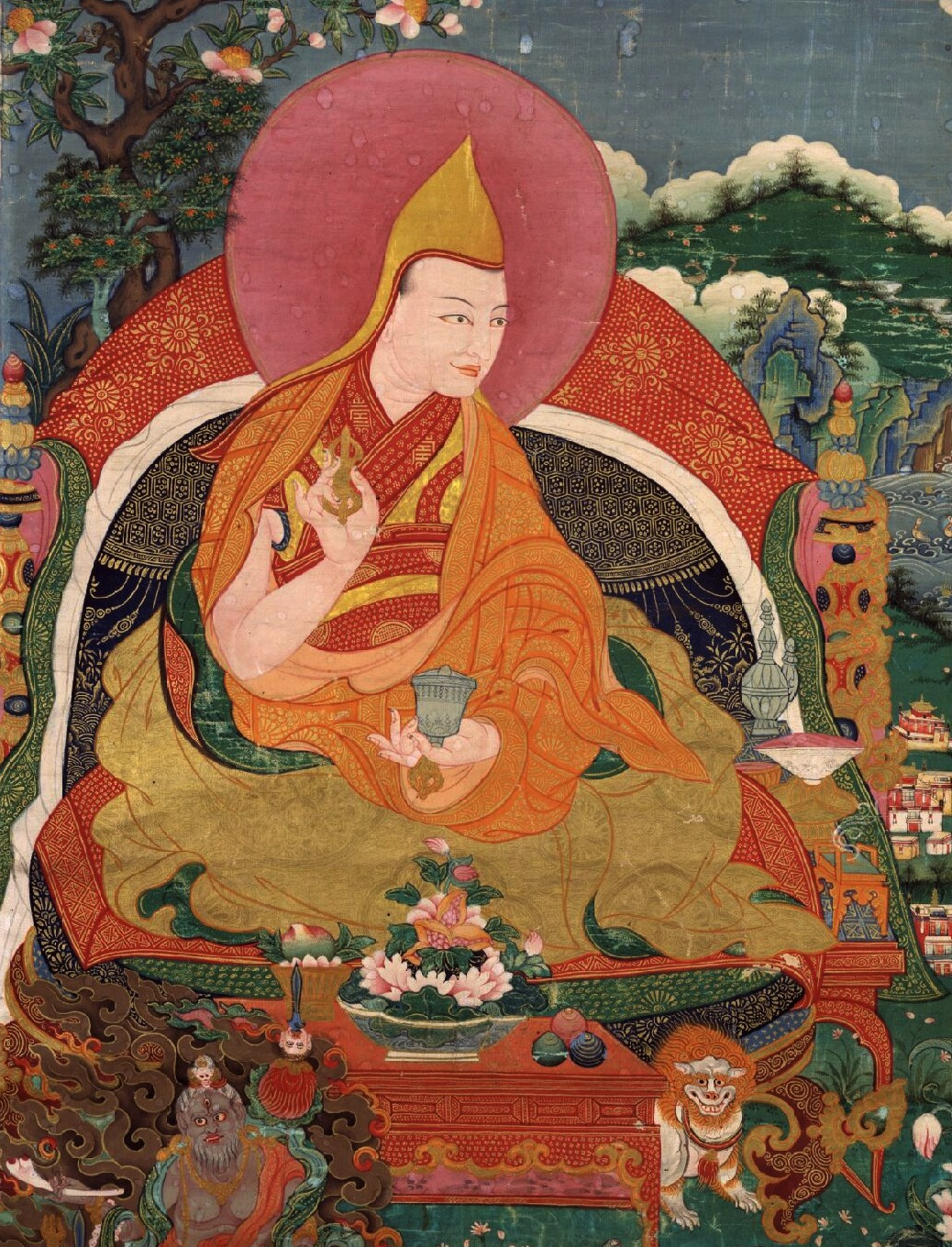 the fifth dalai lama and his reunification of tibet by samten g sonamgyatso jpg