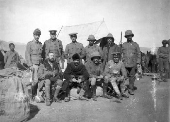 Younghusband expedition to Tibet
