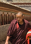 Not your Tibetan Buddhism